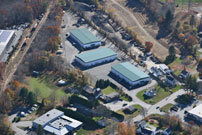 Professional Office Building CT - Overhead View